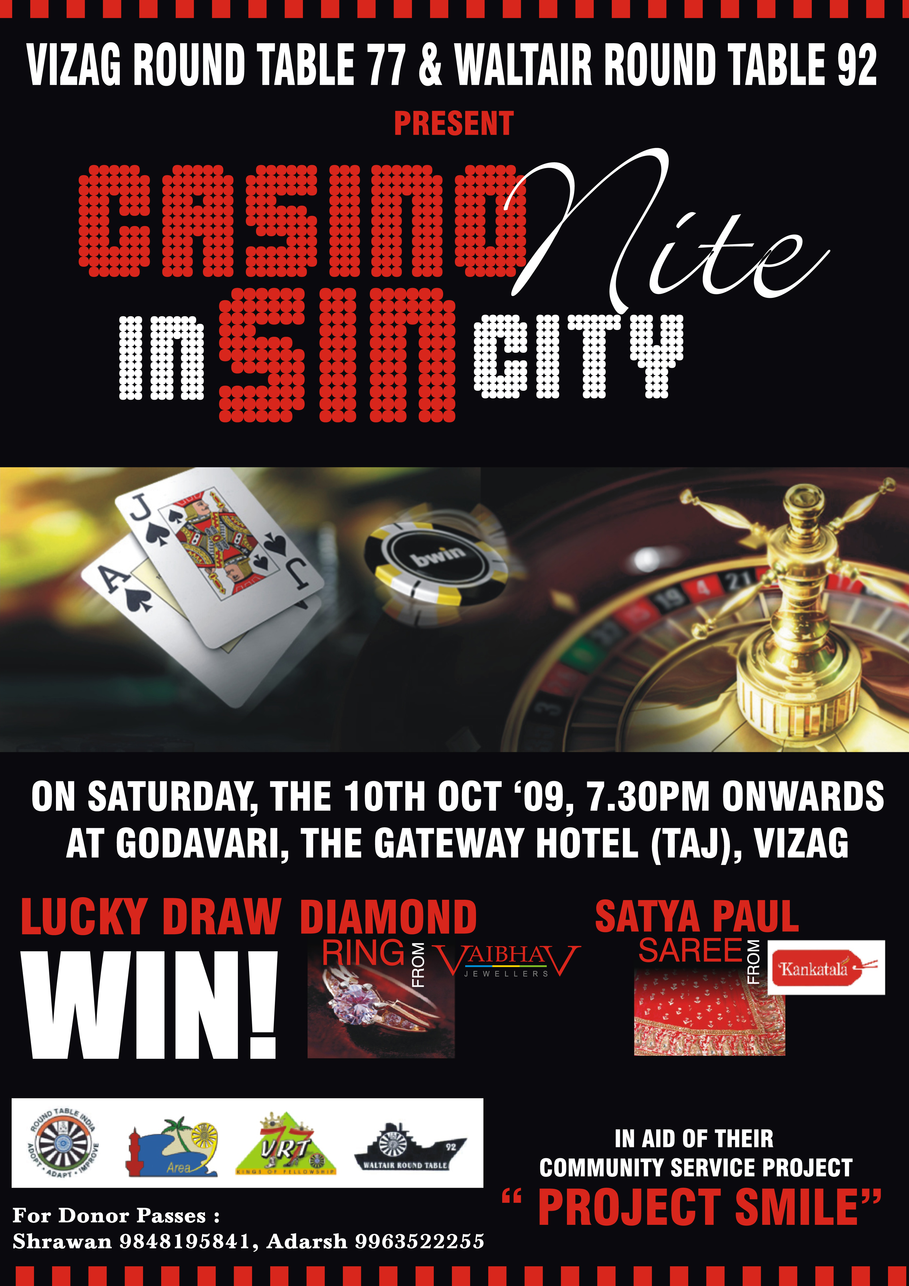 casino email
